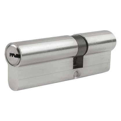 Цилиндр Standers 90 35x55 мм ключ-ключ цвет хром