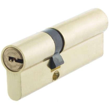 Цилиндр Standers 90 35x55 мм ключ-ключ цвет золото