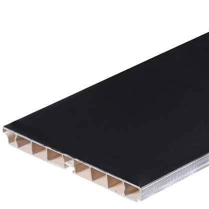 Цоколь для шкафа 0098 Д3М В0.15 пластик цвет черный