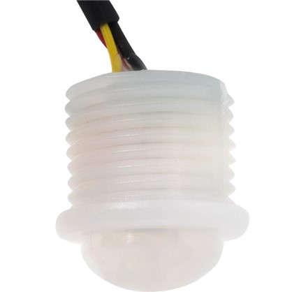 Датчик движения невидимка с выносным датчиком 800 Вт цвет белый IP20