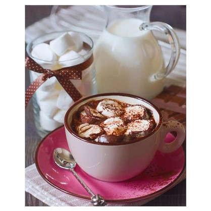 Декобокс 40х50 см Горячий шоколад