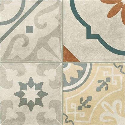 Декор Артворк Пэчворк 30x30 см цвет мультиколор