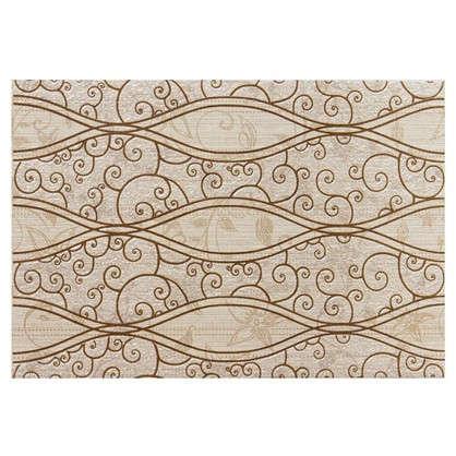 Декор Линеа Шираз 40.5х27.8 см цвет бежевый