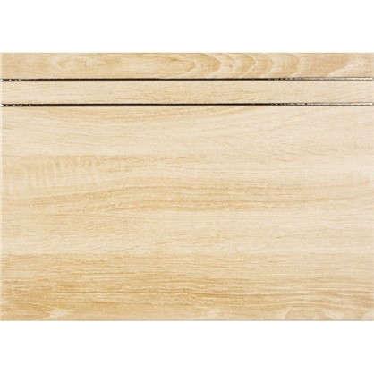 Декор Wood Line 35x25 см цвет бежевый