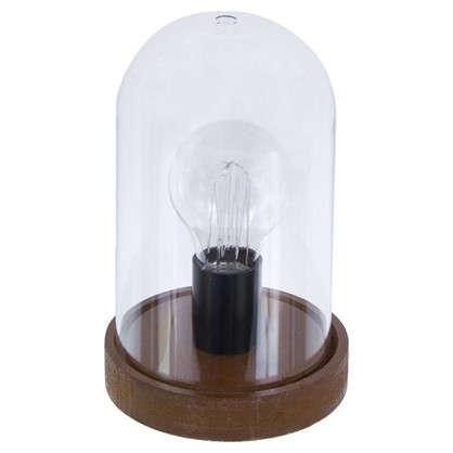 Декоративный светильник светодиодный Globo 1x0.06 Вт цвет черный