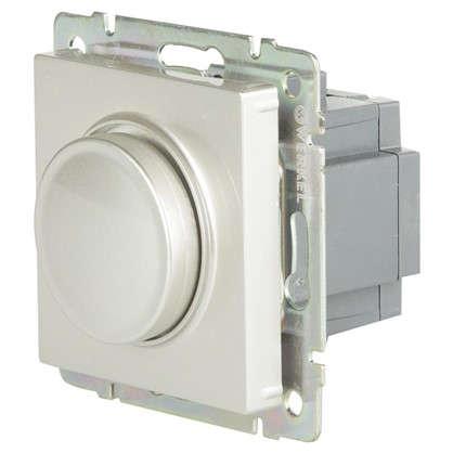 Диммер Werkel WL01-DM600 600 Вт цвет серебрянный