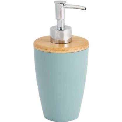 Диспенсер для жидкого жидкого Blue Lagoon искусственный камень