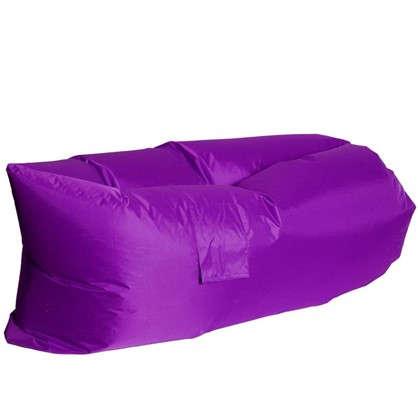 Диван надувной Long 220x70 см цвет фиолетовый