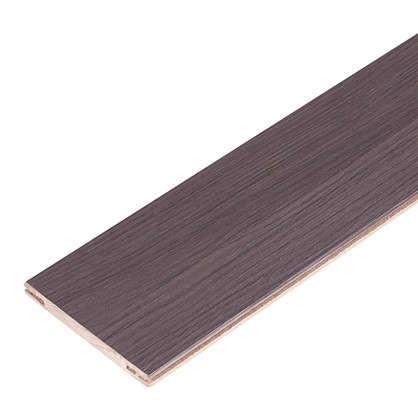 Добор 100 мм МДФ ПВХ цвет дуб неаполь