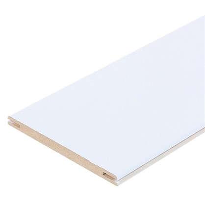 Добор дверной коробки 2100х125 мм цвет белый