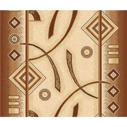 Ковровая дорожка Лидер 170 войлок 1.2 м цвет коричневый