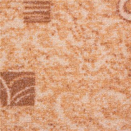 Ковровая дорожка Линда 170 войлок 1 м цвет коричневый