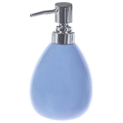 Дозатор для жидкого мыла Legend цвет фиолетовый