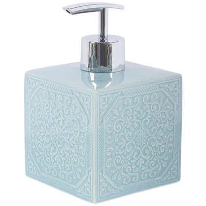 Дозатор для жидкого мыла настольный Tiffany керамика