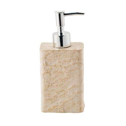 Дозатор для жидкого мыла Playa полирезина цвет бежевый