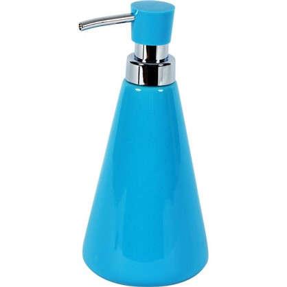 Дозатор для жидкого мыла Veta цвет бирюзовый