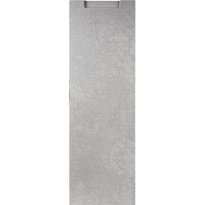 Дверь для кухонного шкафа Берлин 30х92 см МДФ цвет белый