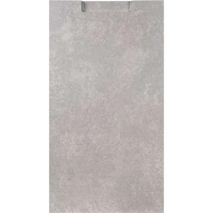 Дверь для кухонного шкафа Берлин 40х70 см МДФ цвет белый