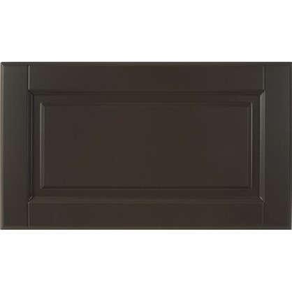 Дверь для кухонного шкафа Леда серая 60х35 см