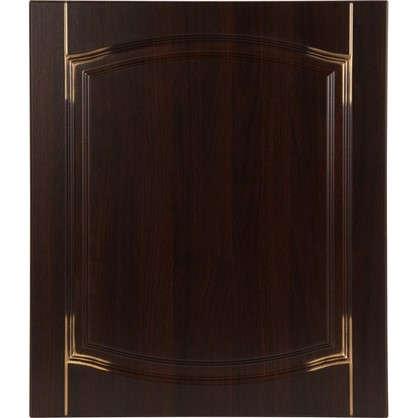 Дверь для кухонного шкафа Византия 60х70 см темно-коричневый