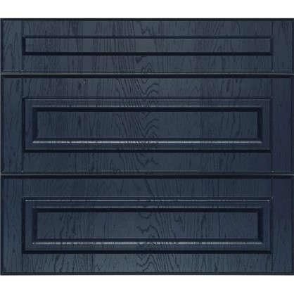 Дверь для шкафа Антея 80 см 3 ящика