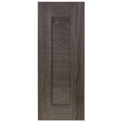 Дверь для шкафа Delinia Фрейм темный 30х70 см