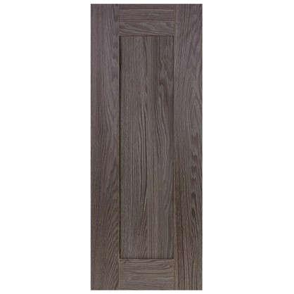 Дверь для шкафа Delinia Фрейм темный 80х35 см