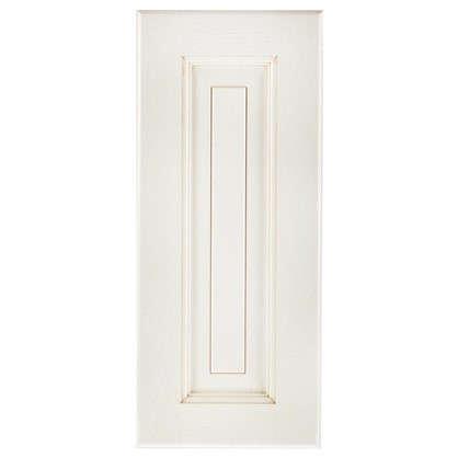 Дверь для шкафа Нэнси 30х70 см массив дерева цвет бежевый