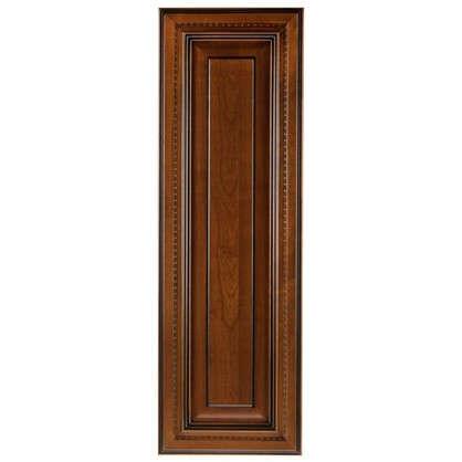 Дверь для шкафа Прованс 30х92 см массив дерева цвет коричневый