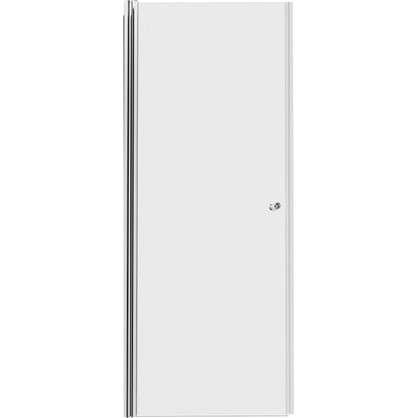 Дверь душевая распашная Комфорт 80 см распашная в