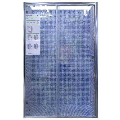 Дверь душевая Sensea Dado 120х185 см в