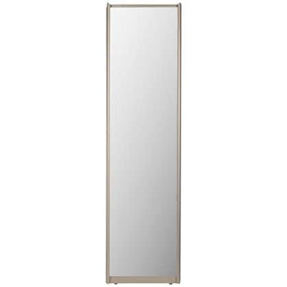 Дверь-купе 2255х704 мм цвет зеркало/шампань