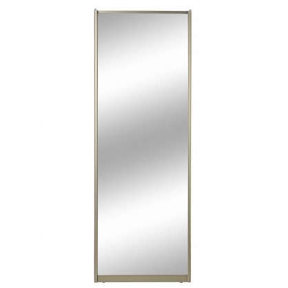 Дверь-купе 2455х804 мм цвет зеркало/шампань