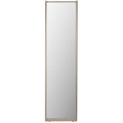 Дверь-купе 2555х804 см цвет зеркало/шампань