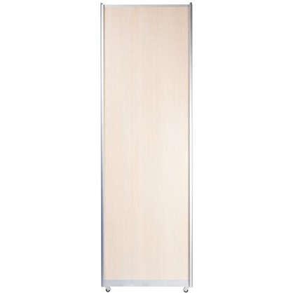 Дверь-купе Spaceo 2255x804 мм цвет дуб беленый