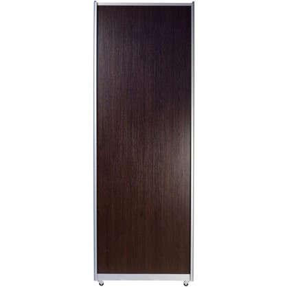 Дверь-купе Spaceo 2455х704 мм цвет венге