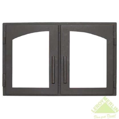 Дверь печная ДВ544-2А