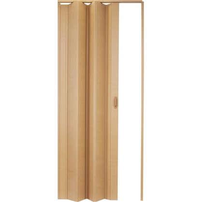 Дверь ПВХ Стиль 84x205 см цвет состаренный дуб