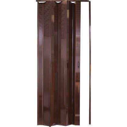 Дверь ПВХ Стиль 84x205 см цвет венге