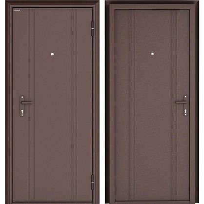 Дверь входная металлическая Doorhan Эко 980 мм правая