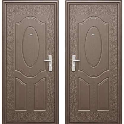 Дверь входная металлическая Е40М 860 мм правая