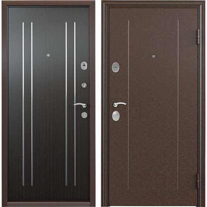 Дверь входная металлическая Гарант 1 950 мм правая