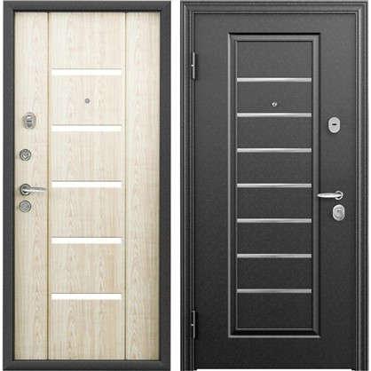 Дверь входная металлическая Контрол Супер 950 мм левая