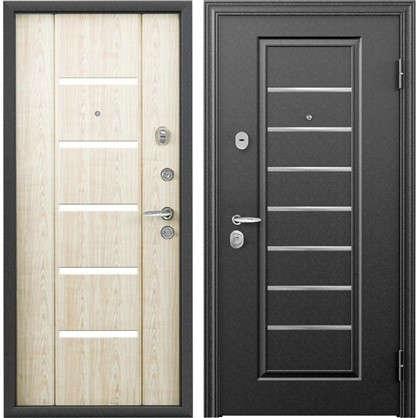 Дверь входная металлическая Контрол Супер 950 мм правая