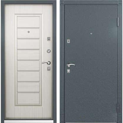 Дверь входная металлическая Спектра Люкс 860 мм правая