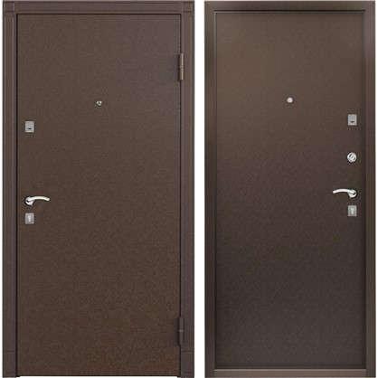 Дверь входная металлическая Спектра Сталь 950 мм правая