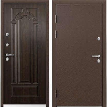 Дверь входная металлическая Термо-С1 860 мм левая