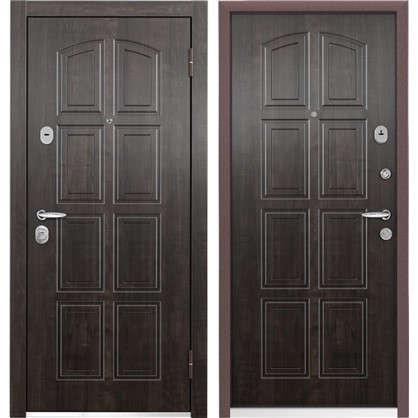 Дверь входная металлическая Уолл Стрит-М 950 мм правая