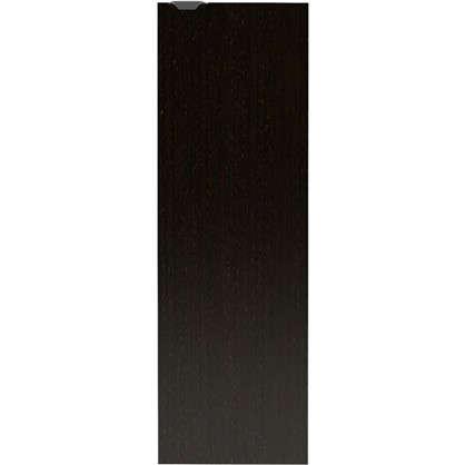 Дверца закрытой обувницы 917x300x16 мм цвет венге