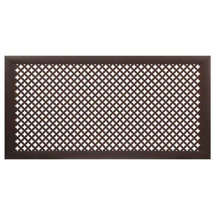 Экран для радиатора Готико 120х60 см цвет венге